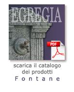 Scarica il catalogo delle Fontane